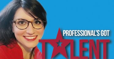 Professional's Got Talent: Cristina