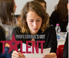 Professional's got Talent: Giorgia Fagnani
