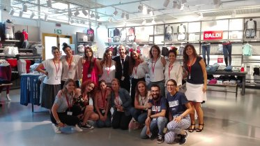 Visual merchandising con Gruppo Teddy e Business Game