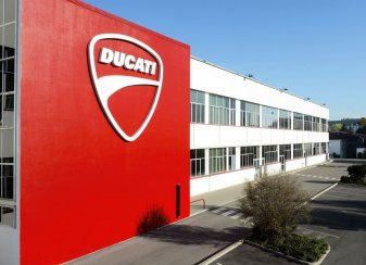 Luigi Torlai e l'eccellenza HR di Ducati