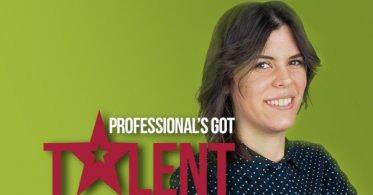 Professional's Got Talent: Sonia