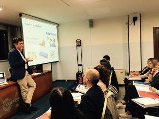 Inaugurata a Verona la nuova edizione del Master in Marketing e Comunicazione d'Impresa