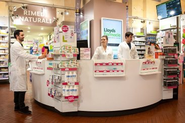 Una strategia di contenuti per Lloyds Farmacia