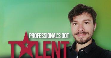 Professional's Got Talent: Gaetano