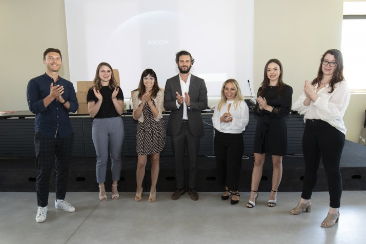 Un dolce lancio di prodotto per gli Allievi di Verona