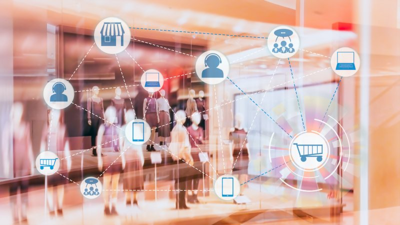 La moda dell'Omnichannel