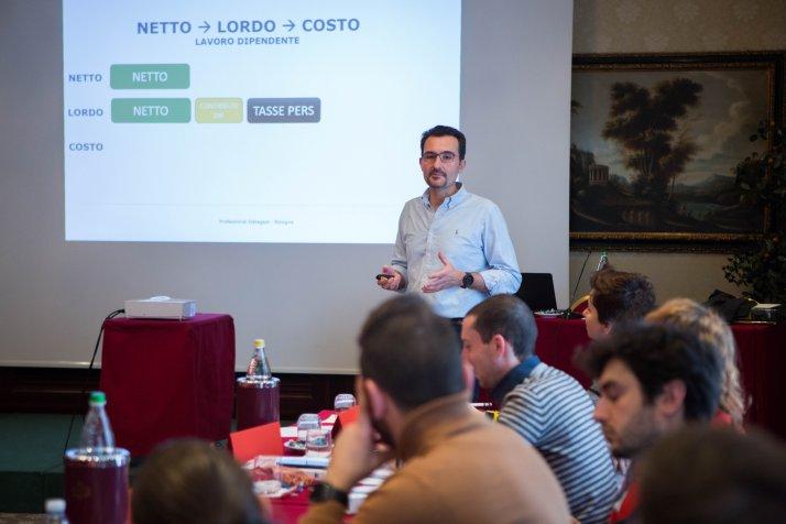 A lezione di strategia e budgeting aziendale