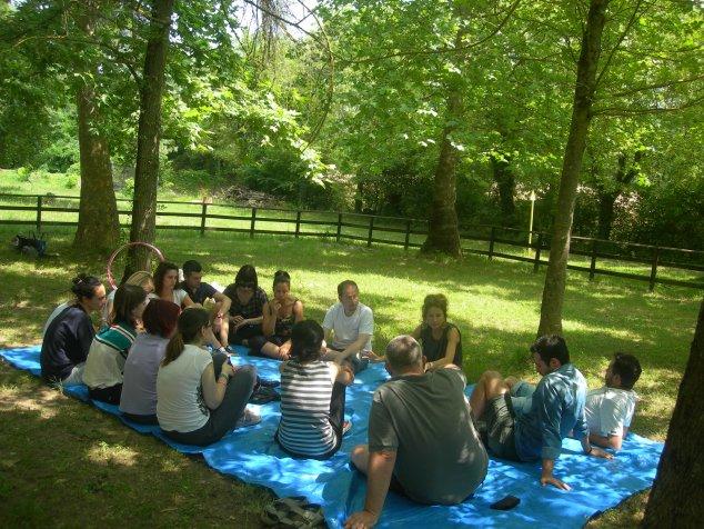 Outdoor Training: un campus esperienziale per gli studenti del Master HR