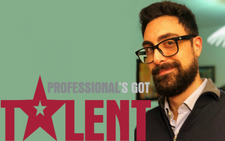 Professional's Got Talent: Marco Marchese