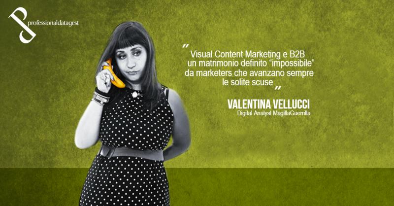 Visual Content Marketing per il B2B