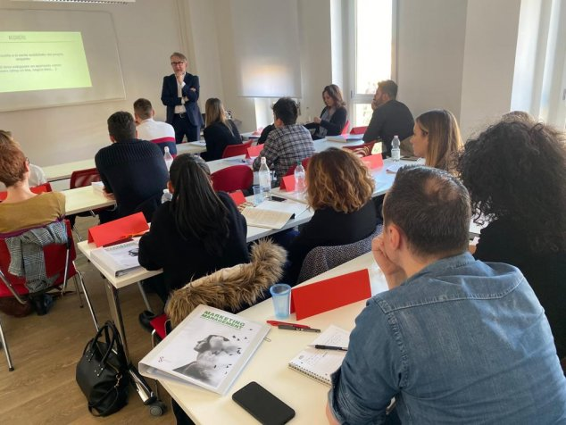 Executive Master in Marketing Management: si comincia!