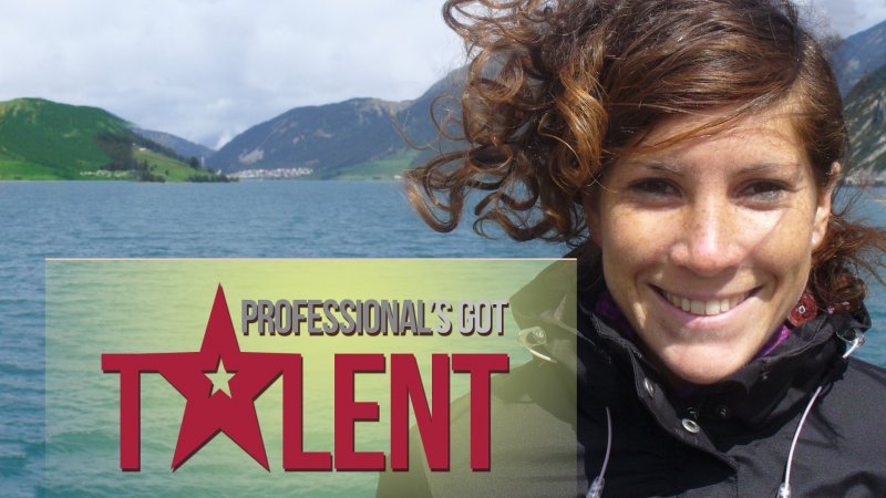 PROFESSIONAL'S GOT TALENT: SILVIA SALVADORI