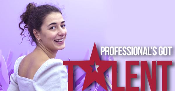 Professional's Got Talent: Laura