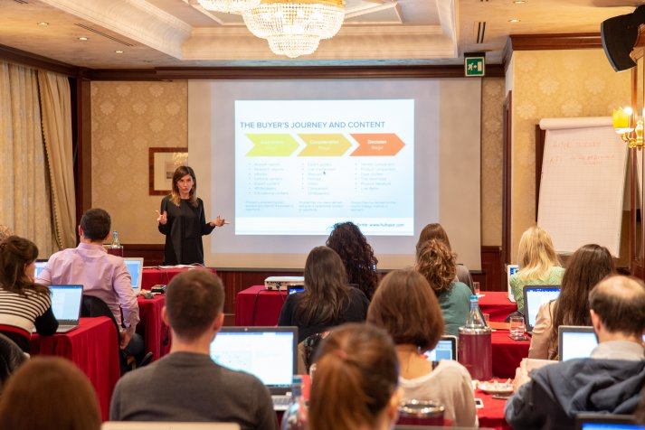 Content Marketing Strategy: a lezione con Valeria Moschet