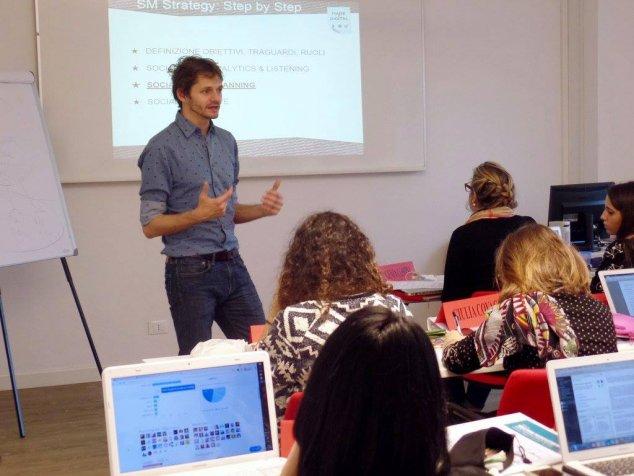 A lezione con un Digital Evangelist