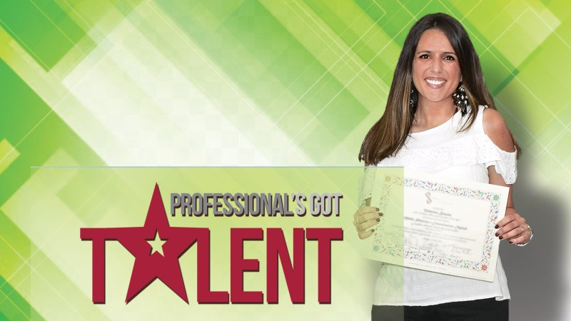 PROFESSIONAL'S GOT TALENT: Valentina Busatta