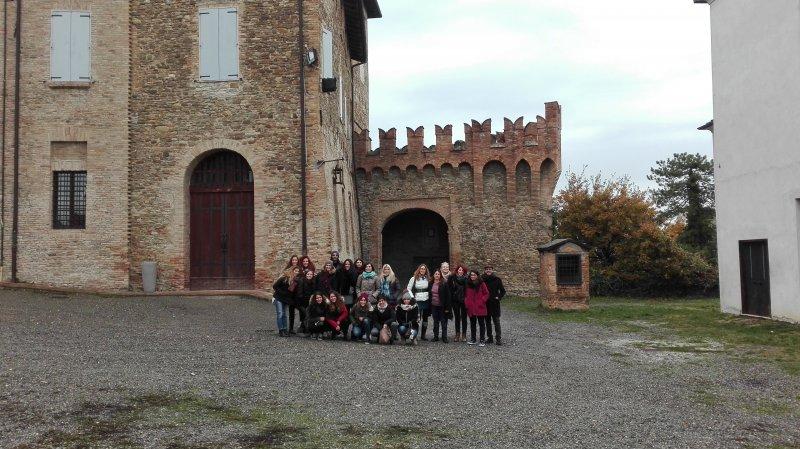 Castello di Levizzano, Acetaia Sereni, Cà la Ghironda e FICO