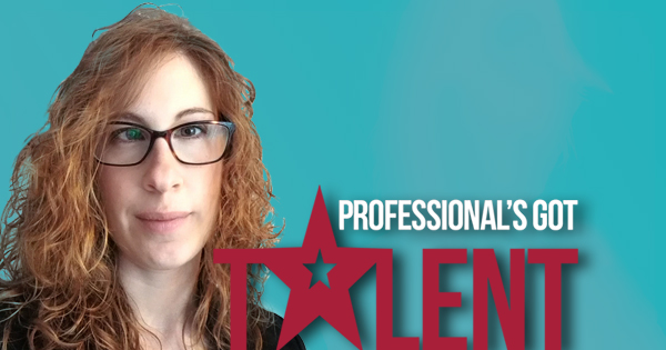Professional's Got Talent: Elena