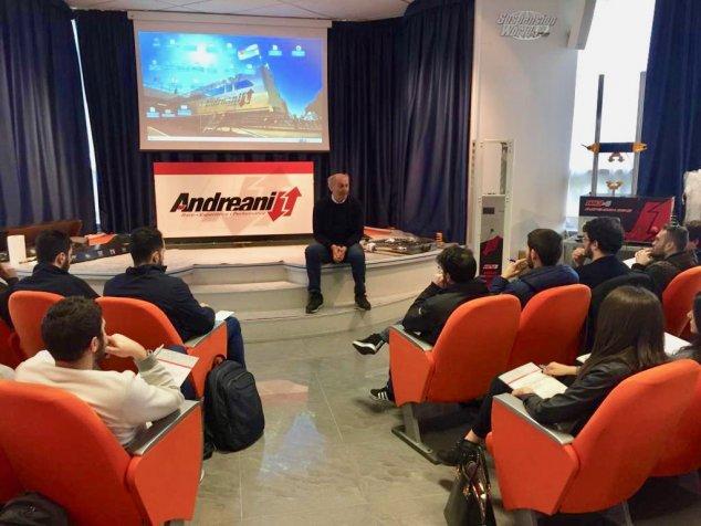 Andreani Group, i re delle sospensioni