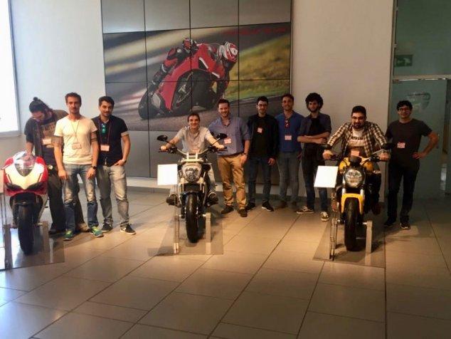 Magneti Marelli Motorsport, Ducati e SKF