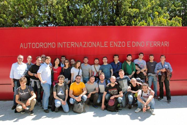 Ducati, Protesa e il Campionato Mondiale Superbike all'Autodromo Internazionale Enzo e Dino Ferrari di Imola