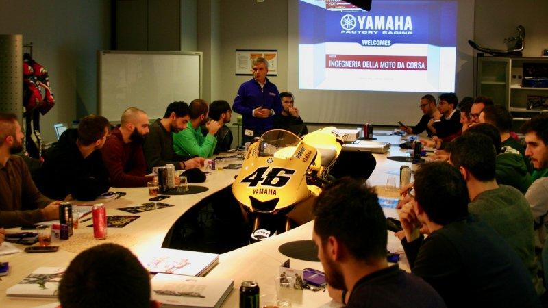 Con Pirelli e Yamaha Racing nel cuore del motorsport