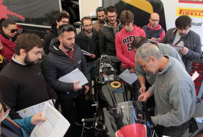 Aprono le selezioni per la sesta edizione del Master in Ingegneria della Moto da Corsa