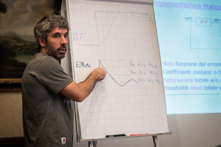 I segreti dell'elettronica con Manuel Cazeaux