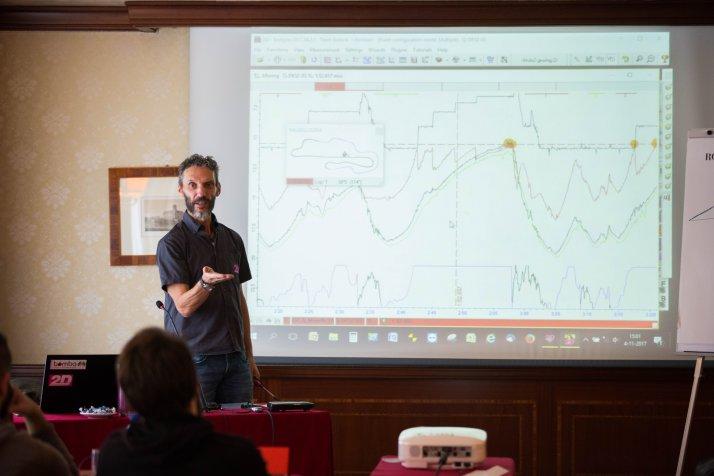 Acquisizione e analisi dati pista